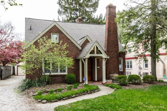5530 N Illinois Street, Indianapolis, IN 46208 (MLS #21635632) :: AR/haus Group Realty