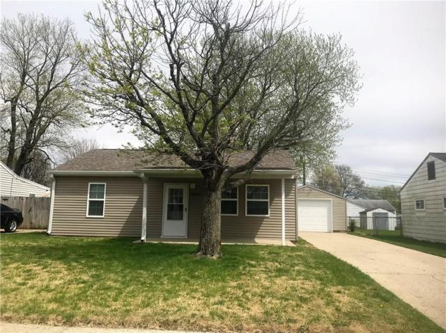 2624 Chippewa Drive, Anderson, IN 46012 (MLS #21635641) :: The ORR Home Selling Team