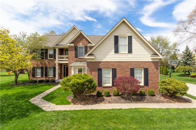 3658 Patriot Court, Carmel, IN 46032 (MLS #21635701) :: The Evelo Team