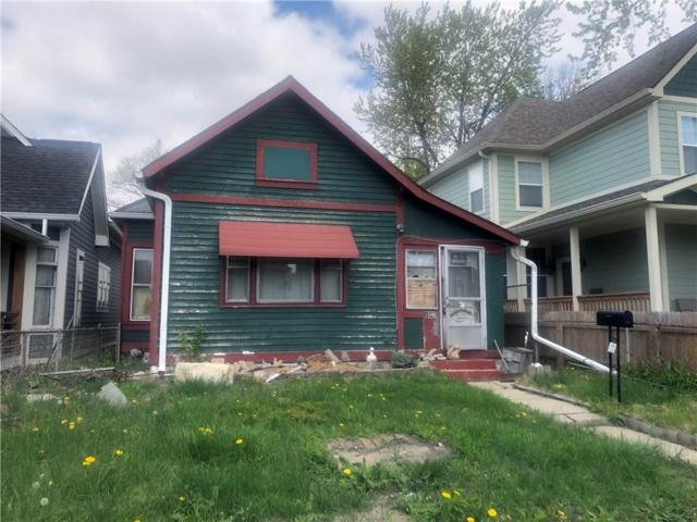1548 Spann Avenue, Indianapolis, IN 46203 (MLS #21635731) :: AR/haus Group Realty