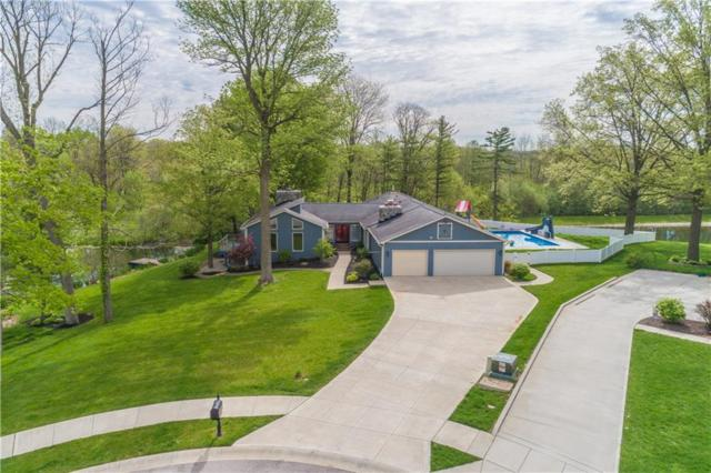 7601 Blackstone Court, Zionsville, IN 46077 (MLS #21635755) :: AR/haus Group Realty