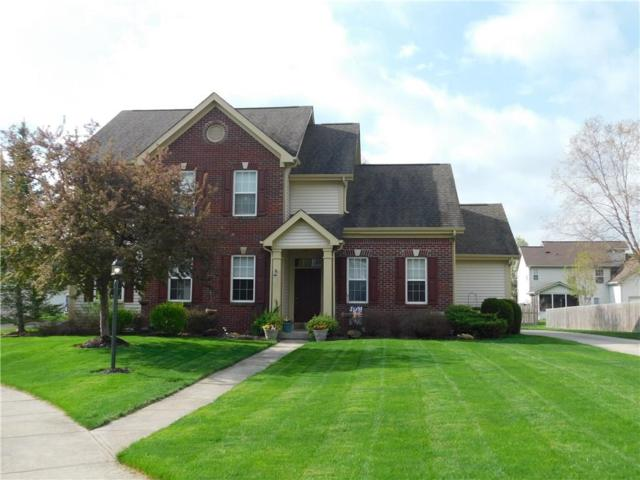 95 Bradford Court, Brownsburg, IN 46112 (MLS #21635777) :: The Evelo Team