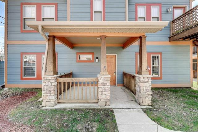 1619 N College Avenue #1, Indianapolis, IN 46202 (MLS #21635779) :: David Brenton's Team
