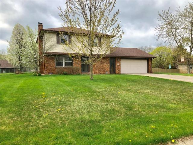 5059 Stonespring Way, Anderson, IN 46012 (MLS #21635822) :: The ORR Home Selling Team