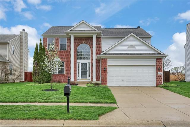 16756 Burket Drive, Westfield, IN 46074 (MLS #21635829) :: The Indy Property Source