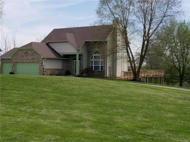 7745 N Taylor Trail, Mooresville, IN 46158 (MLS #21635851) :: Heard Real Estate Team | eXp Realty, LLC