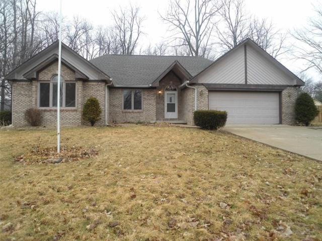 250 Martha Eunice Lane, Clayton, IN 46118 (MLS #21635883) :: Mike Price Realty Team - RE/MAX Centerstone