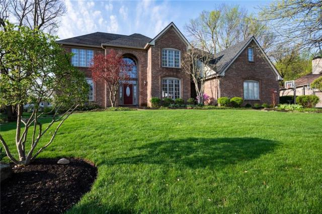 12509 Sandstone Run, Carmel, IN 46033 (MLS #21635891) :: David Brenton's Team