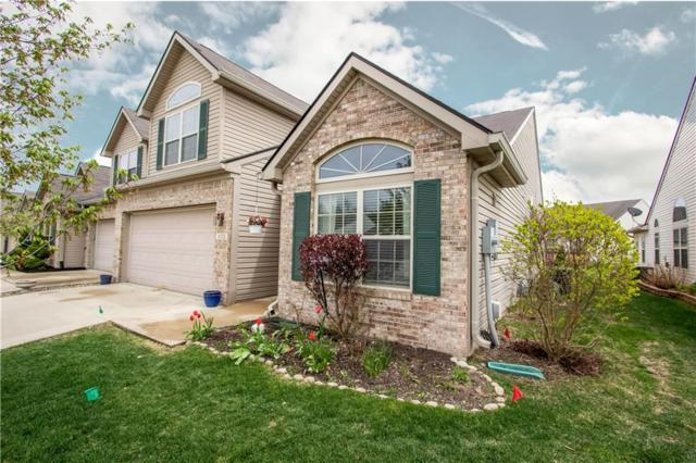 11725 Whisperwood Way, Fishers, IN 46037 (MLS #21635893) :: The Indy Property Source