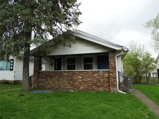 926 N Kealing Avenue, Indianapolis, IN 46201 (MLS #21635939) :: Richwine Elite Group