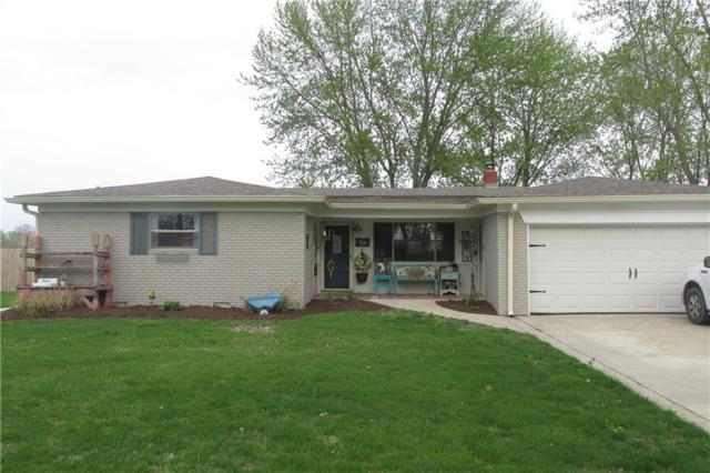 2935 N Graham Road, Franklin, IN 46131 (MLS #21635950) :: David Brenton's Team