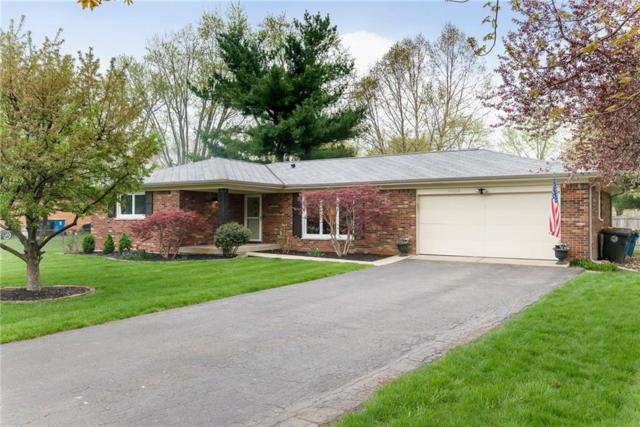 12138 Old Orchard Drive, Indianapolis, IN 46236 (MLS #21635955) :: David Brenton's Team