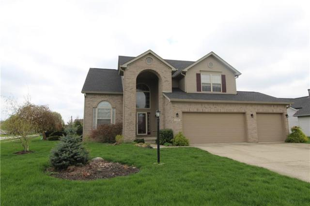 1305 River Ridge Drive, Brownsburg, IN 46112 (MLS #21635958) :: The Evelo Team