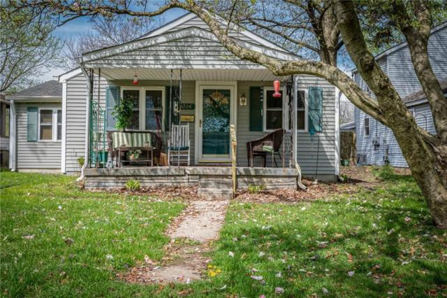 4706 Vernon Avenue, Indianapolis, IN 46226 (MLS #21635963) :: David Brenton's Team