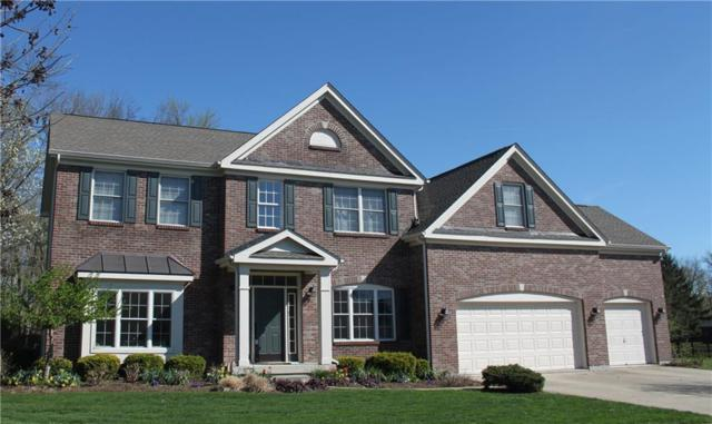 7797 Woodview Court, Brownsburg, IN 46112 (MLS #21635980) :: The Evelo Team
