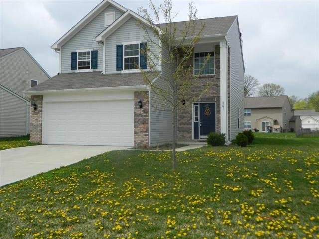 6501 Paramount Springs Drive, Anderson, IN 46013 (MLS #21636020) :: The Evelo Team