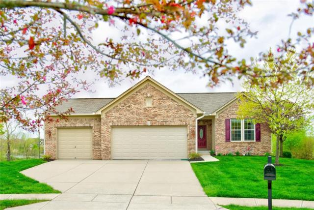 13853 Marble Arch Way, Fishers, IN 46037 (MLS #21636031) :: AR/haus Group Realty