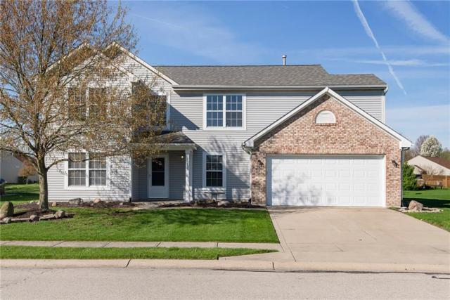 10755 Trailwood Drive, Fishers, IN 46038 (MLS #21636096) :: AR/haus Group Realty