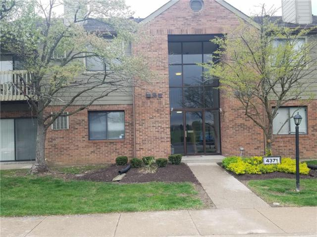 4371 Village Parkway Circle W #1, Indianapolis, IN 46254 (MLS #21636097) :: Mike Price Realty Team - RE/MAX Centerstone