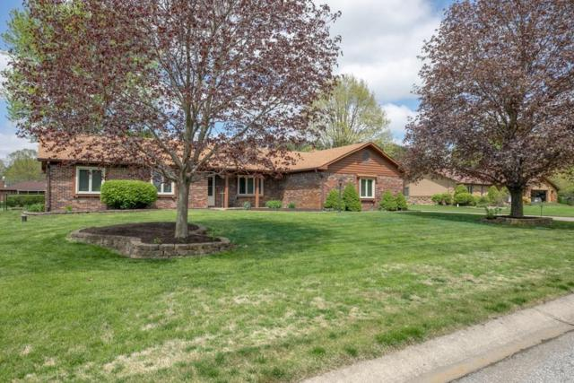6051 Debra Court, Plainfield, IN 46168 (MLS #21636121) :: The Indy Property Source