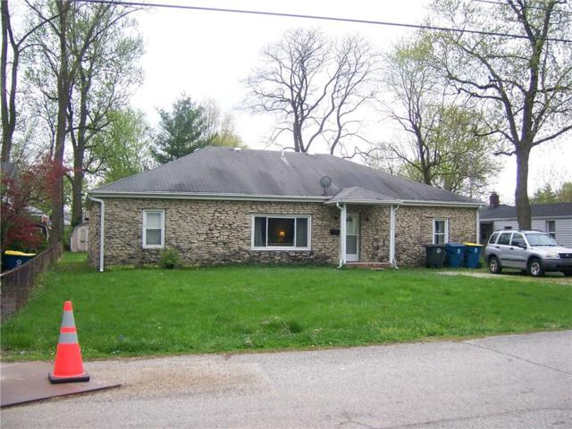 7135 E 48th Street, Lawrence, IN 46226 (MLS #21636127) :: The Evelo Team