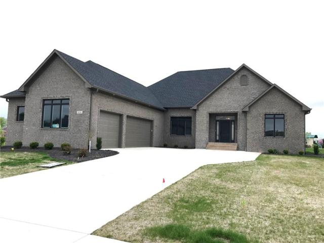 1836 Golden Field Drive, Greenwood, IN 46143 (MLS #21636164) :: Mike Price Realty Team - RE/MAX Centerstone