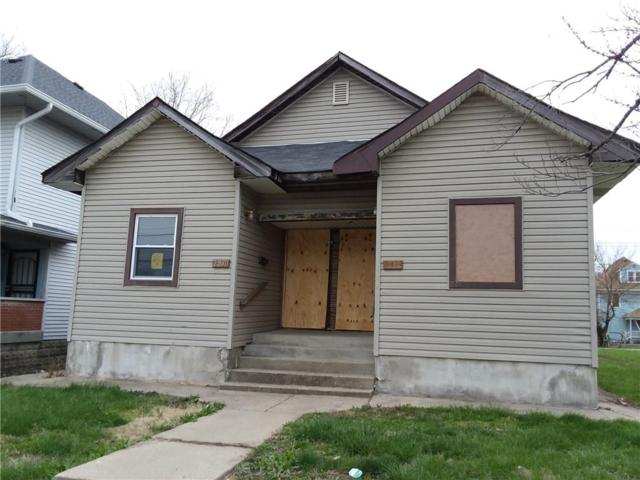 2830 Central Avenue, Indianapolis, IN 46205 (MLS #21636177) :: The Evelo Team