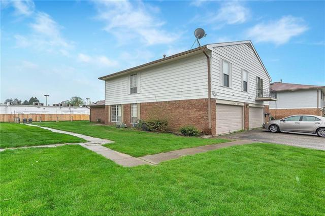 6414 Lupine Terrace, Indianapolis, IN 46224 (MLS #21636199) :: The Indy Property Source