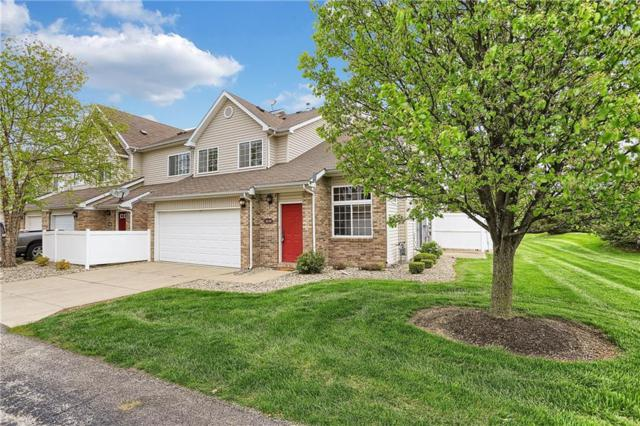 8159 River Mist Lane #124, Indianapolis, IN 46237 (MLS #21636232) :: The Indy Property Source