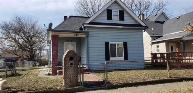 208 N Tacoma Avenue, Indianapolis, IN 46201 (MLS #21636244) :: Mike Price Realty Team - RE/MAX Centerstone