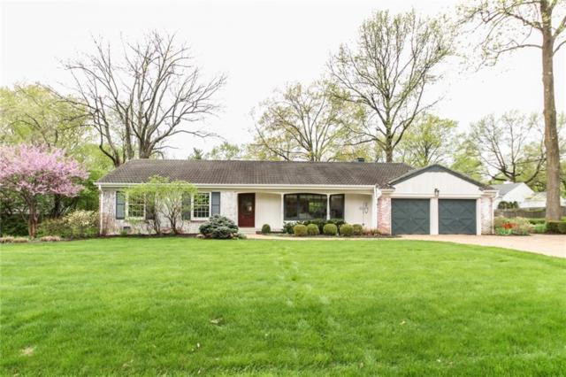 323 Pennridge Drive, Indianapolis, IN 46240 (MLS #21636326) :: AR/haus Group Realty