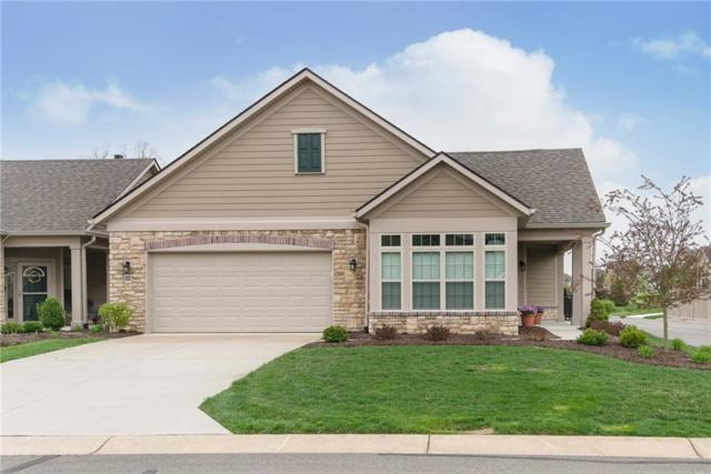 241 Maple View Drive, Westfield, IN 46074 (MLS #21636339) :: The Indy Property Source