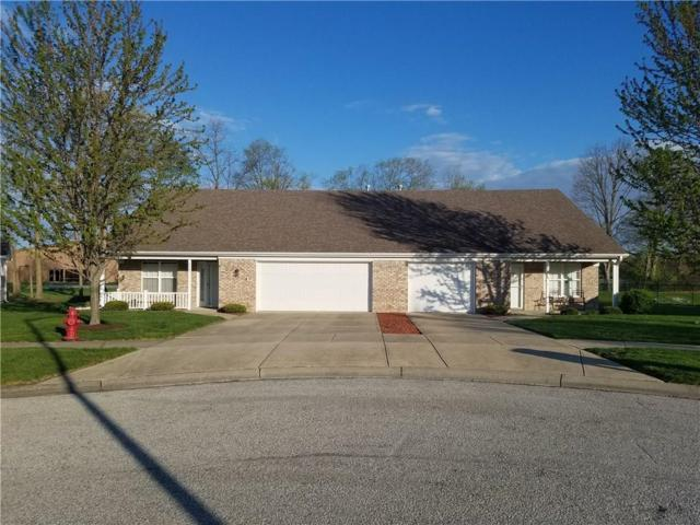 229 N Blue Ribbon Ct, Rushville, IN 46173 (MLS #21636341) :: Richwine Elite Group