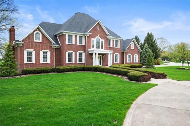 4956 Waterside Circle, Carmel, IN 46033 (MLS #21636401) :: AR/haus Group Realty