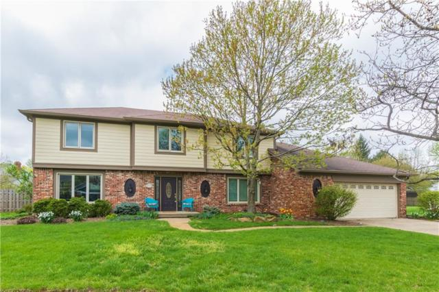 34 Ironwood Court, Carmel, IN 46033 (MLS #21636416) :: David Brenton's Team