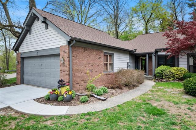 4947 Windridge Drive, Indianapolis, IN 46226 (MLS #21636430) :: The Indy Property Source