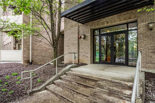 8555 One West Drive #307, Indianapolis, IN 46260 (MLS #21636515) :: The Star Team | RE/MAX Realty Group