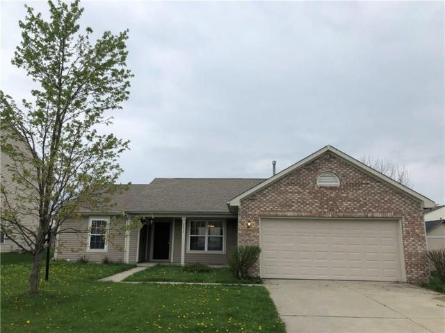 2434 S Tiptop Drive, Indianapolis, IN 46239 (MLS #21636517) :: David Brenton's Team