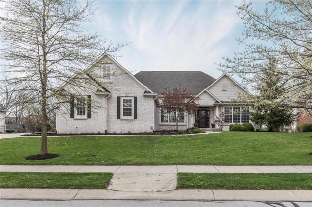 16501 Oak Manor Drive, Westfield, IN 46074 (MLS #21636518) :: AR/haus Group Realty