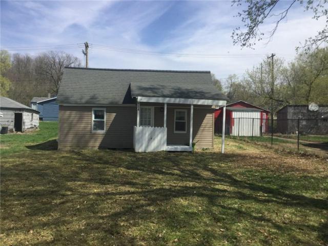 504 Allen Street, Crawfordsville, IN 47933 (MLS #21636559) :: Richwine Elite Group