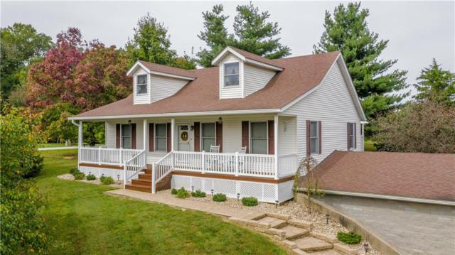 2220 W Lakeview Drive, North Vernon, IN 47265 (MLS #21636584) :: The Star Team | RE/MAX Realty Group