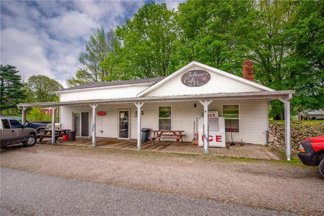 1255 W State Highway 250, Deputy, IN 47230 (MLS #21636591) :: The Indy Property Source