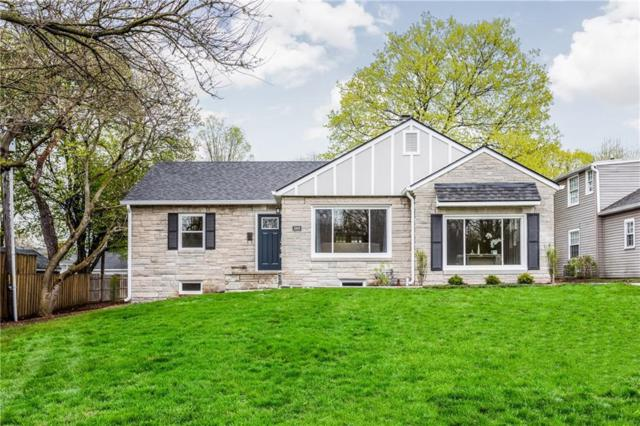 5909 N Illinois Street, Indianapolis, IN 46208 (MLS #21636608) :: AR/haus Group Realty