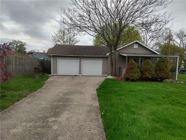 2401 Central Avenue, Anderson, IN 46016 (MLS #21636633) :: Richwine Elite Group