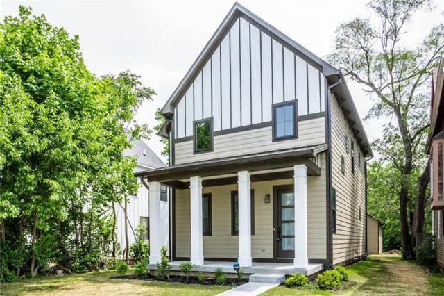 2419 N College Avenue, Indianapolis, IN 46205 (MLS #21636698) :: The Indy Property Source