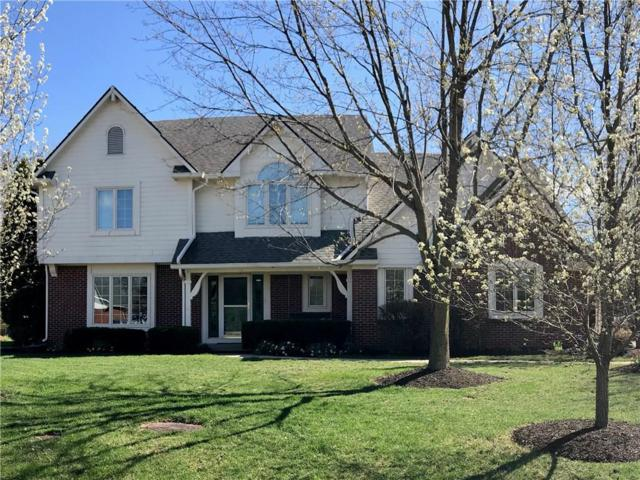 10005 Bahamas Court, Fishers, IN 46037 (MLS #21636788) :: Richwine Elite Group
