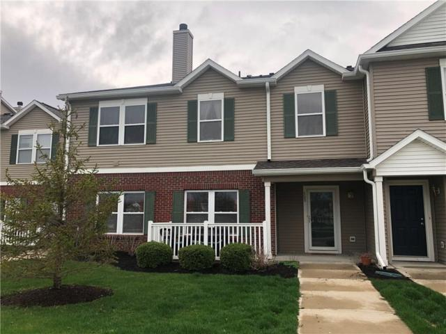 12145 Bubbling Brook Drive #500, Fishers, IN 46038 (MLS #21636790) :: The Indy Property Source