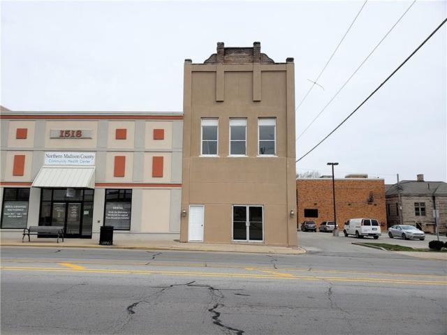 1522 Main Street, Elwood, IN 46036 (MLS #21636835) :: HergGroup Indianapolis