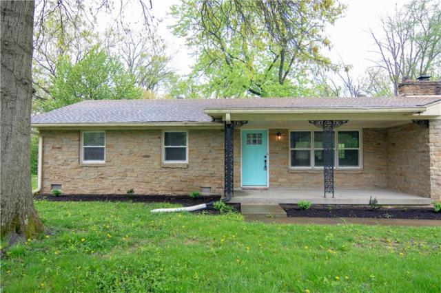 5942 Winston Drive, Indianapolis, IN 46226 (MLS #21636919) :: AR/haus Group Realty