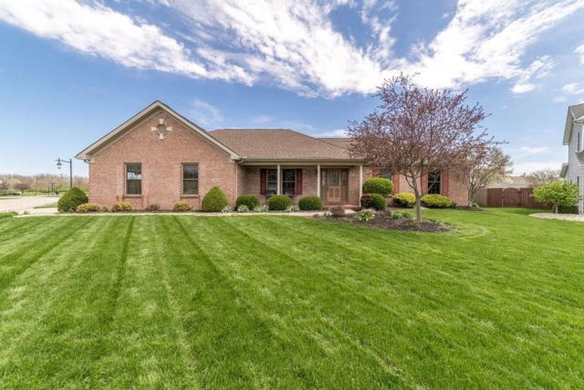 9528 W Pritchard Court, Yorktown, IN 47396 (MLS #21636958) :: The ORR Home Selling Team